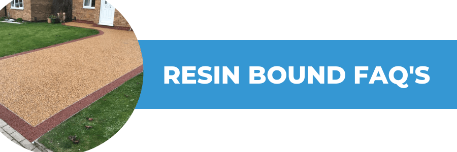 resin bound driveway faqs