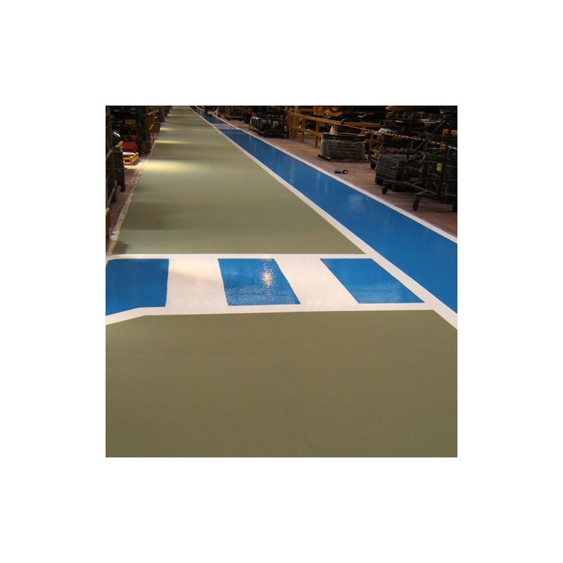 Coloured Self Leveling Compound Concrete Topping Resincoat