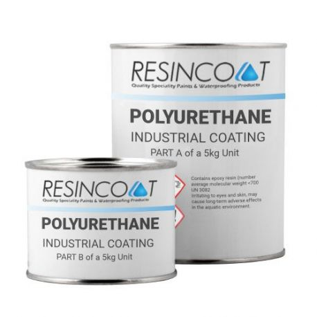 Resincoat Industrial Polyurethane Coating 5 kg