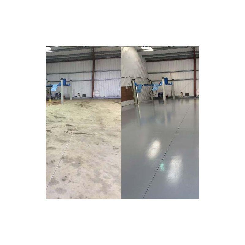 Garage Floor Paint   Epoxy Resin Floor Paints   Resincoat UK