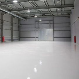 Resincoat HB Epoxy Garage Floor Paint