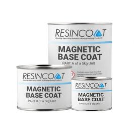Resincoat Magnetic Base Coat