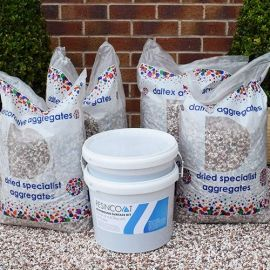 Resin Bound Driveway Professional Kit NON UV Stable