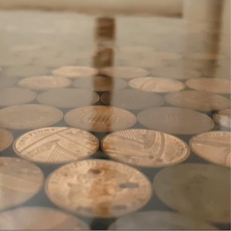 Resincoat Penny Floor Epoxy