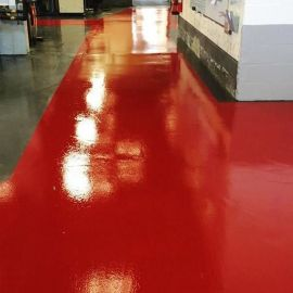 Resincoat Chemical Resistant UVR Floor Paint