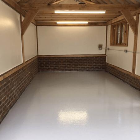 Single Garage Floor Paint Bundle