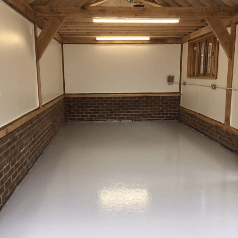 Single Garage Floor Paint Bundle, How Much Should It Cost To Paint Garage Floor