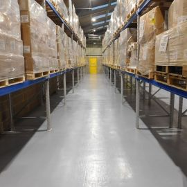 Resincoat HB Epoxy Warehouse Floor Paint