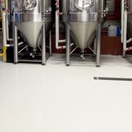 Epoxy Brewery Flooring