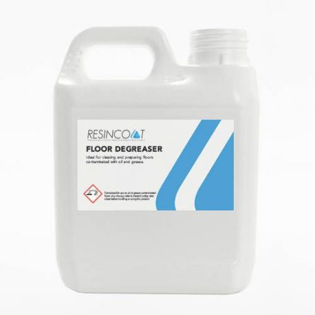 Resincoat Floor Degreaser