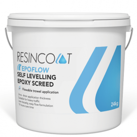 Epoflow Epoxy Resin Self Levelling Floor Screed
