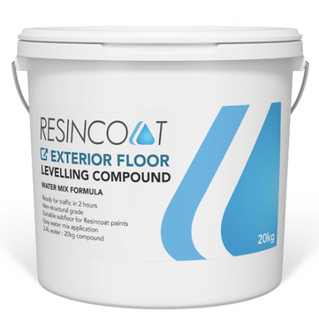 Exterior Floor Levelling Compound