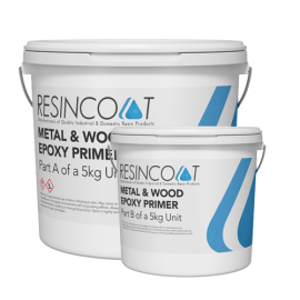 Primer and Base Coat for Metal, Concrete and Wood