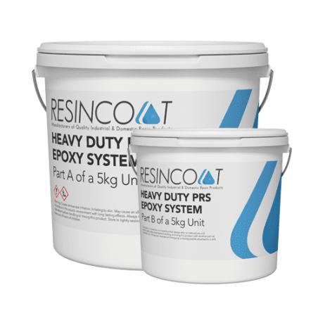 Heavy Duty PRS Penetrating Epoxy System