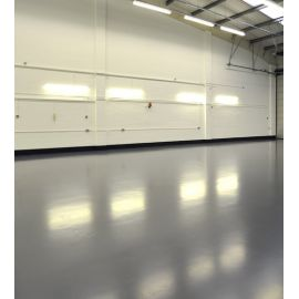 Showroom Epoxy Resin Floor Paint