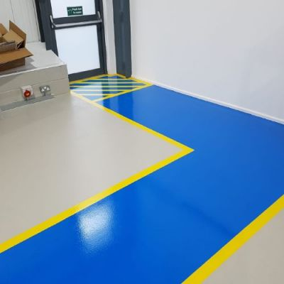 Polyaspartic Rapid Dry Paint & Epoxy Line Marking Paint