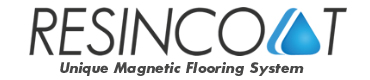 Resincoat Magnetic Flooring System | Luxury Vinyl Tiles